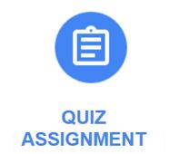 quiz assignment icon