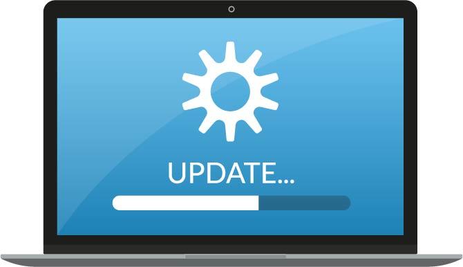 computer Updates image